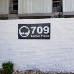 Northwest Florida Address Signs Lamar Oaks Address Sign 150x150
